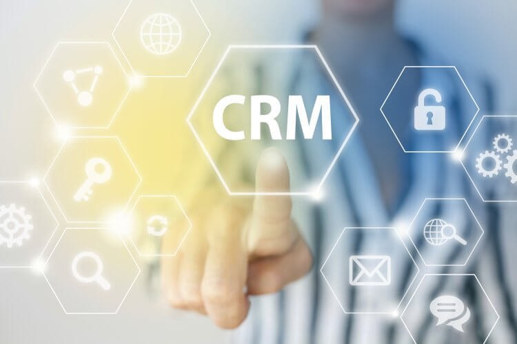 Modern CRM systems